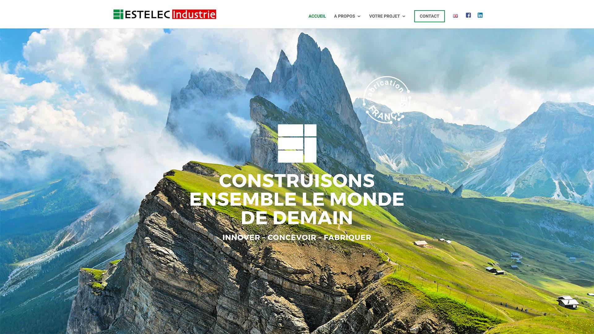 estelec-industrie.com