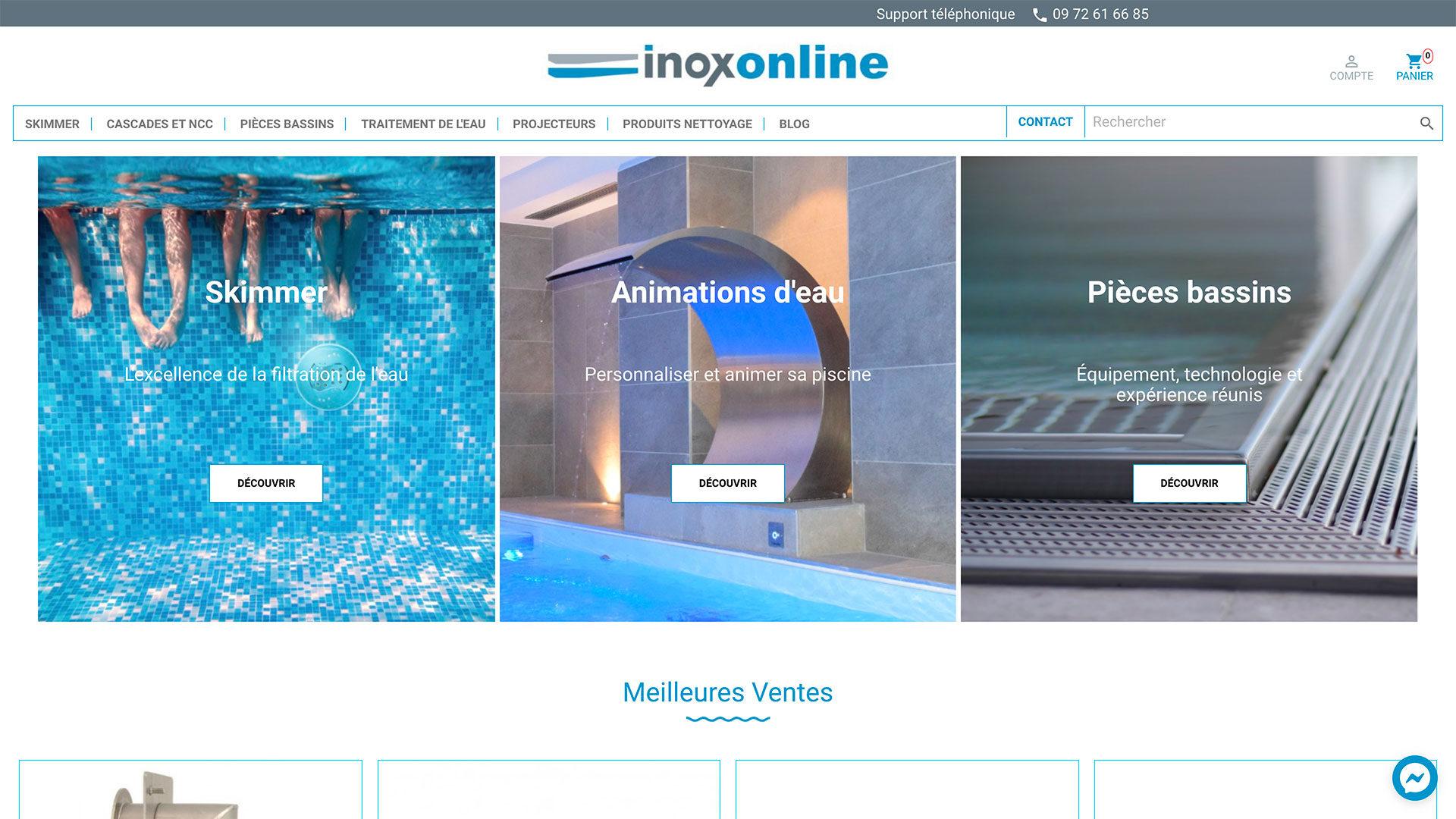 inoxonline fr